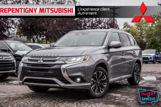 Used 2018 Mitsubishi Outlander Gt, Hybride for sale in Repentigny, QC