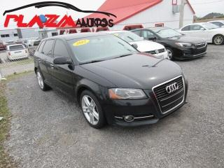 Used 2012 Audi A3 2.0T Progressiv (M6) for sale in Beauport, QC