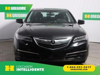 Used 2015 Acura TLX V6 SH-AWD GR ELECT for sale in St-Léonard, QC