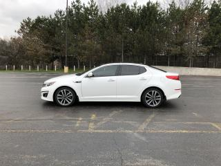 Used 2015 Kia Optima SX Turbo FWD for sale in Cayuga, ON