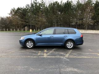 Used 2015 Volkswagen Golf Wagon FWD for sale in Cayuga, ON