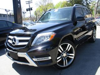 Used 2015 Mercedes-Benz GLK-Class GLK 250 BLUETEC~NAVI~101KMS~ONE OWNER !!! for sale in Burlington, ON