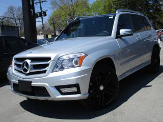 Used 2012 Mercedes-Benz GLK-Class GLK 350 4MATIC~PANORAMA ROOF~69,000KMS~LOW K for sale in Burlington, ON