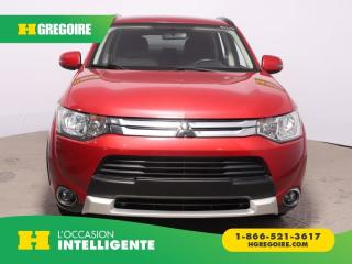 Used 2015 Mitsubishi Outlander SE 7 PASS AWD A/C for sale in St-Léonard, QC