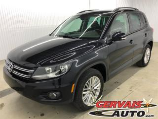 Used 2015 Volkswagen Tiguan édition Sp. Awd for sale in Trois-Rivières, QC