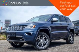 Used 2019 Jeep Grand Cherokee New Car Overland|4x4|Navi|Sunroof|Backup Cam|Bluetooth|Blind Spot|Leather|R-Start|20