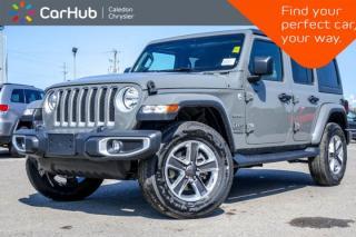 New 2019 Jeep Wrangler Unlimited New Car Sahara 4x4 Backup Cam Bluetooth Keyless Go 18