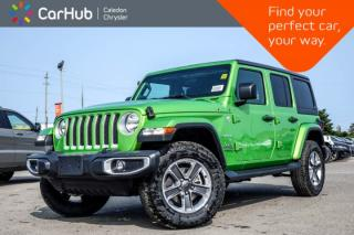 New 2019 Jeep Wrangler Unlimited New Car Sahara 4x4 Backup Cam Bluetooth Heated front Seats R-Start 18