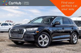 Used 2018 Audi Q5 Progressiv|Quattro|Navi|Pano Sunroof|Bluetooth|Backup Cam|Heated Front Seats|19