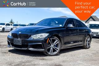Used 2016 BMW 4 Series 435i xDrive|Navi|Sunroof|Bluetooth|Backup Cam|Leather|Heated Seats|19