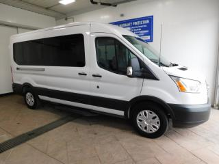 Used 2017 Ford Transit Wagon 350 WAGON MED. ROOF for sale in Listowel, ON