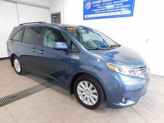 Used 2017 Toyota Sienna XLE for sale in Listowel, ON