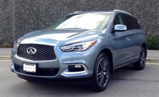 Used 2018 Infiniti QX60 AWD for sale in Vancouver, BC