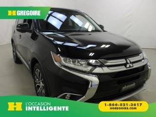 Used 2017 Mitsubishi Outlander GT AWD CUIR V6 TOIT for sale in St-Léonard, QC