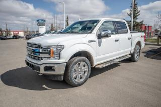 New 2018 Ford F-150 Lariat for sale in Okotoks, AB