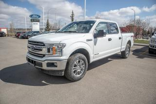 New 2018 Ford F-150 XLT for sale in Okotoks, AB