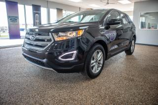Used 2015 Ford Edge SEL 2.0L Ecoboost - Trailer Tow - nav for sale in Okotoks, AB