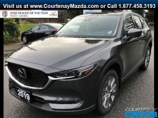 New 2019 Mazda CX-5 GT AWD 2.5L I4 CD at for sale in Courtenay, BC