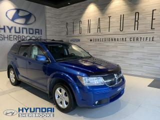 Used 2010 Dodge Journey SXT+FWD+V6 3.5+CAMERA+CRUISE+A/C for sale in Sherbrooke, QC