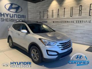 Used 2014 Hyundai Santa Fe DEMARREUR+BANCS CHAUFF+A/C+BLUETOOTH for sale in Sherbrooke, QC