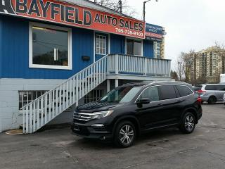Used 2017 Honda Pilot EX-L AWD **8 Passenger/Leather/Navigation/Sunroof** for sale in Barrie, ON
