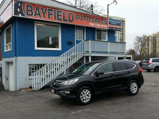 Used 2015 Honda CR-V EX-L AWD **Leather/Sunroof/Heated Seats** for sale in Barrie, ON