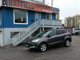 Used 2015 Ford Escape SE 4WD **2.0L EcoBoost/Leather/Navigation** for sale in Barrie, ON
