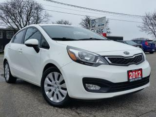 Used 2012 Kia Rio EX for sale in Cambridge, ON