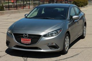 Used 2015 Mazda MAZDA3 GX Bluetooth | AC | CERTIFIED for sale in Waterloo, ON