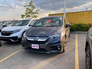 Used 2019 Honda Odyssey