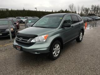 Used 2010 Honda CR-V LX 4WD 5-Speed AT for sale in Newmarket, ON
