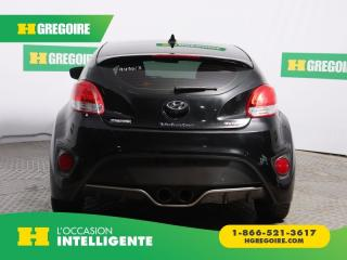 Used 2014 Hyundai Veloster TURBO MATTE GREY for sale in St-Léonard, QC