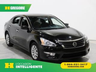 Used 2014 Nissan Altima 2.5 A/C GR ELECT for sale in St-Léonard, QC