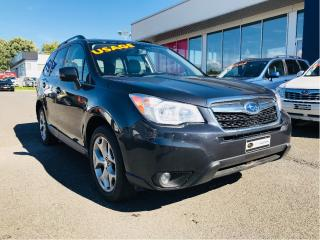 Used 2016 Subaru Forester 2.5i Limited Package w/Technology Pkg Option for sale in Lévis, QC