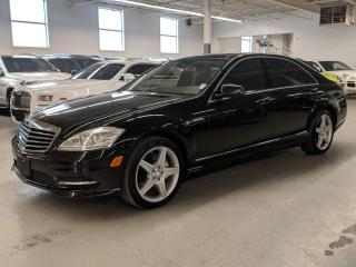 Used 2011 Mercedes-Benz S-Class S550 4MATIC/MASSAGE SEATS/COOLED SEATS/LWD/AMG!! for sale in Toronto, ON