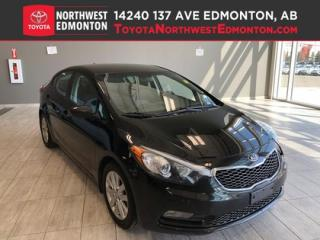 Used 2016 Kia Forte LX | 5-Pass | Bluetooth | Keyless Entry | Heat Mir for sale in Edmonton, AB