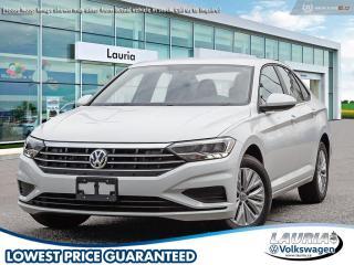 New 2019 Volkswagen Jetta 1.4 TSI Comfortline Auto *DEMO* for sale in PORT HOPE, ON
