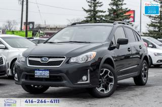 Used 2016 Subaru Crosstrek Touring No Accidents Certified Serviced Spotless for sale in Bolton, ON