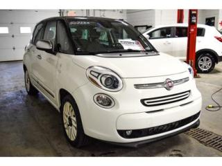 Used 2014 Fiat 500 L Lounge Cuir Toit for sale in L'ile-perrot, QC
