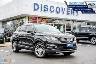 Used 2015 Lincoln MKC for sale in Burlington, ON