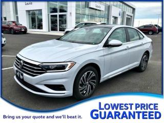 New 2019 Volkswagen Jetta 1.4 TSI Execline Auto for sale in PORT HOPE, ON