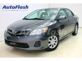 Used 2013 Toyota Corolla 1.8l A/c Cruise for sale in St-Hubert, QC