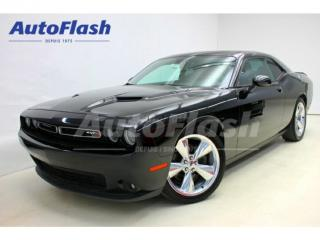 Used 2015 Dodge Challenger Sxt-Plus 3.6l Cuir for sale in St-Hubert, QC