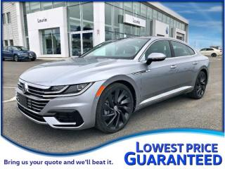 Used 2019 Volkswagen Arteon 2.0T Execline R-Line Auto for sale in PORT HOPE, ON