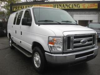 Used 2011 Ford Econoline E2E250 8cyl 4.6L AC Cruise PL PW PM Shelving for sale in Ottawa, ON