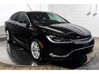 Used 2016 Chrysler 200 Ltd V6 A/c Mags for sale in L'ile-perrot, QC