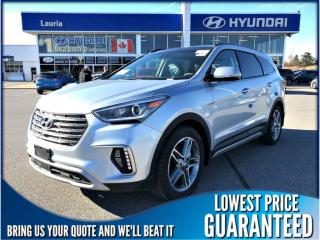 New 2018 Hyundai Santa Fe XL V6 AWD Ultimate   *DEMO* for sale in Port Hope, ON