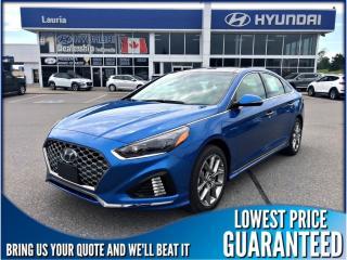 New 2018 Hyundai Sonata 2.0T Sport Auto for sale in Port Hope, ON