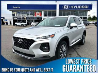 New 2019 Hyundai Santa Fe 2.4L AWD Preferred Auto for sale in Port Hope, ON