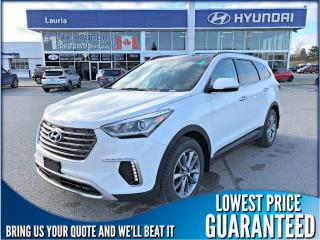 New 2019 Hyundai Santa Fe XL V6 AWD Luxury 7-Passenger for sale in Port Hope, ON